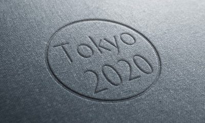 jeans text tokyo 2020