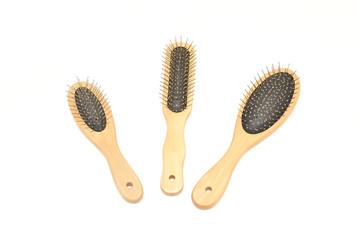 comb massage