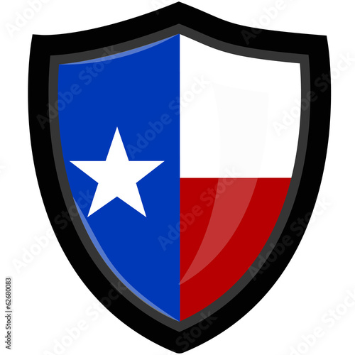 Texas State Shield