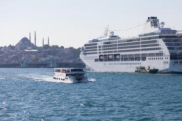 Istanbul ship sightseeing cruises