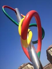 il monumento di Piazzale Cadorna - Milano