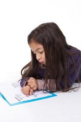 dificulté de lecture et problème d'apprentissage