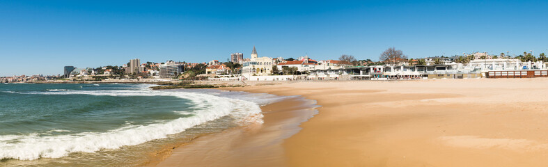 Tamariz beach in Cascais