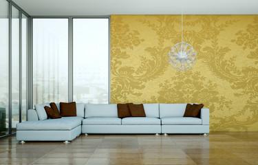 modernes Interior Design