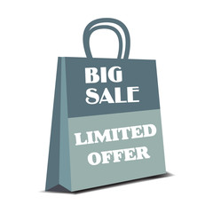 Big sale shopping bag