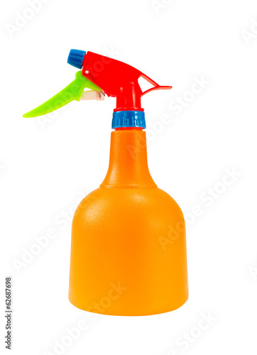 plastic foggy spray bottle