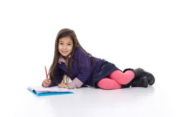 devoirs à l'école