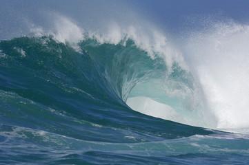 USA, Hawaii, Welle an der North Shore