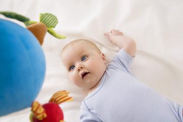 Baby, anschauen Spielzeug