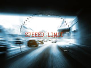 speed limit auf der autobahn