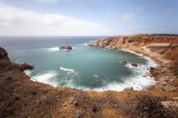 Portugal, Blick auf Küste