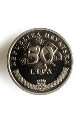 Republika Hrvatska Kuna Lipa Croatia money Croatian
