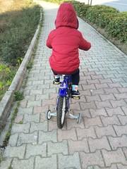 Çocuk Bisiklet Yolu