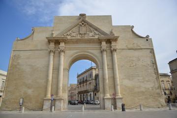 Porta Napoli di Lecce