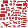 Big Set Red Elements