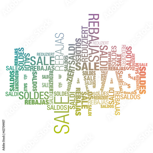 Rebajas international gradient colors