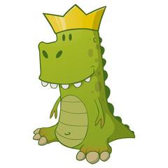 kleiner Dinosaurier König