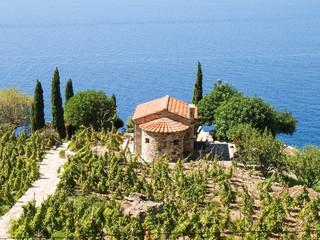Elba island, Capo lo Feno
