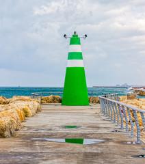 Tel Aviv lighthouse
