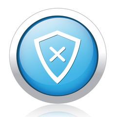 shield button