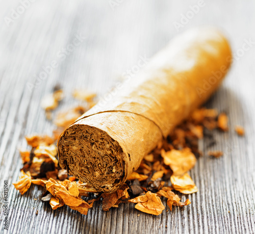 Tobacco and cigar