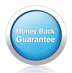 Money Back Guaranteed  button