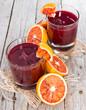 Fresh made Juice (Blood Orange)