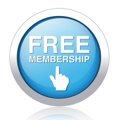 round free membership button