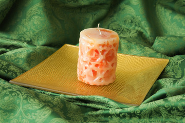 Candles for interior design and home improvement