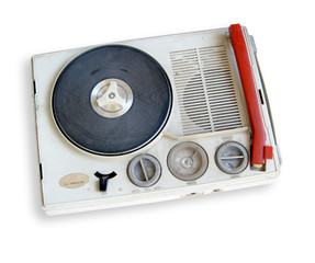 60's record player