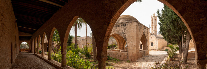 Monastery of Agia Napa in Cyprus