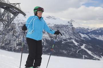 Am Skilift