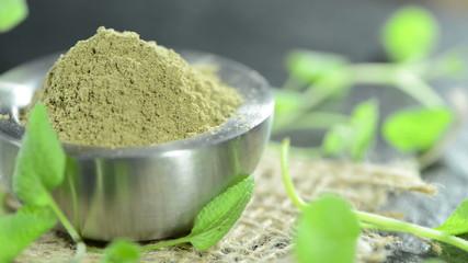 Sage Powder (not loopable)