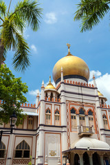 Singapore masjid Sultan