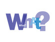 """""""WHAT?"""" Letter Collage (questions explanations help support how)"""