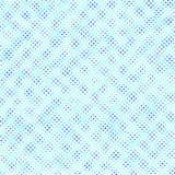 blue halftone pattern