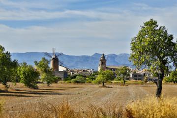 Spanien, Mallorca, Blick auf El Toro
