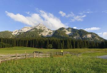 Österreich, Kärnten, Karnischen Alpen, Berg Plenge