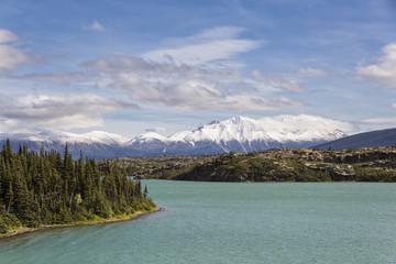 Kanada, Ansicht von See Bernard
