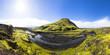 Island, Kirkjubærklaustur, Highlands