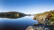 Schottische Highlands, Blick auf Landschaft