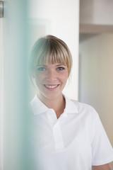 Deutschland, Zahnarzt Porträt