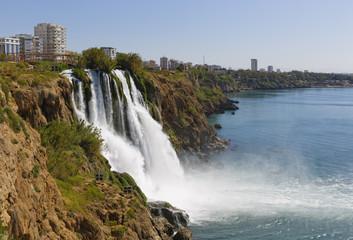 Türkei, Antalya, Nieder Dueden Fälle