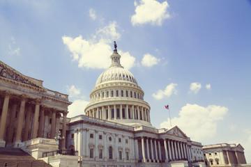 USA, Washington D. C., Capitol