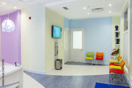 Reception Interior Design - 62732405