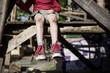 Deutschland, Köln, Junge auf dem Spielplatz verletzt