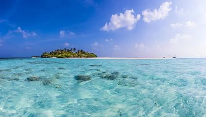 Malediven, Süd -Male - Atoll, Embudu, Insel