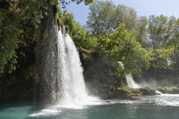 Türkei, Antalya, Ober Dueden Fälle