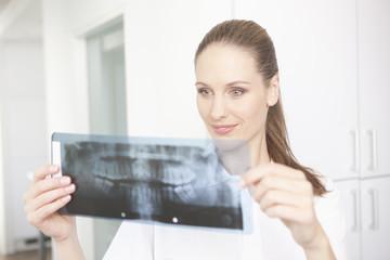 Deutschland, Zahnarzt, dentale Röntgenstrahlen