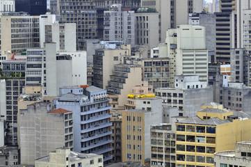 Brasilien, Sao Paulo, Wolkenkratzer